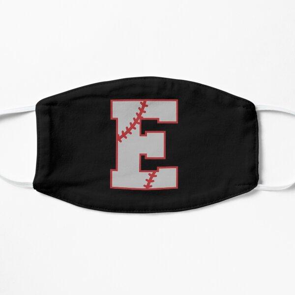 Letter E Monogram | Baseball Flat Mask