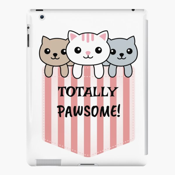 Totally Pawsome! iPad Snap Case