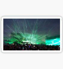 Weekend Festival Helsinki Finland 2015 Sticker