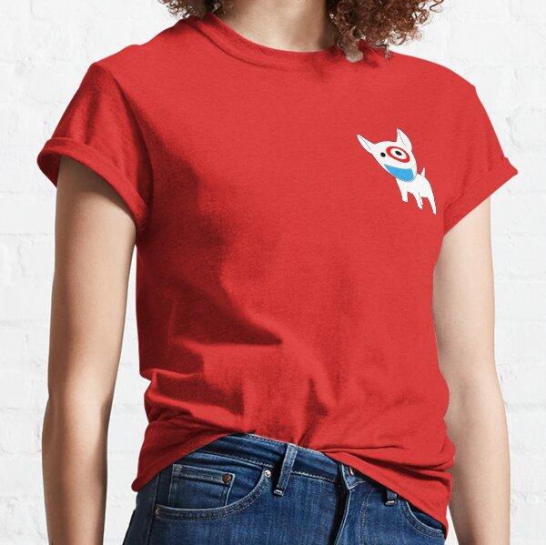 Bullseye Mask Classic T-Shirt
