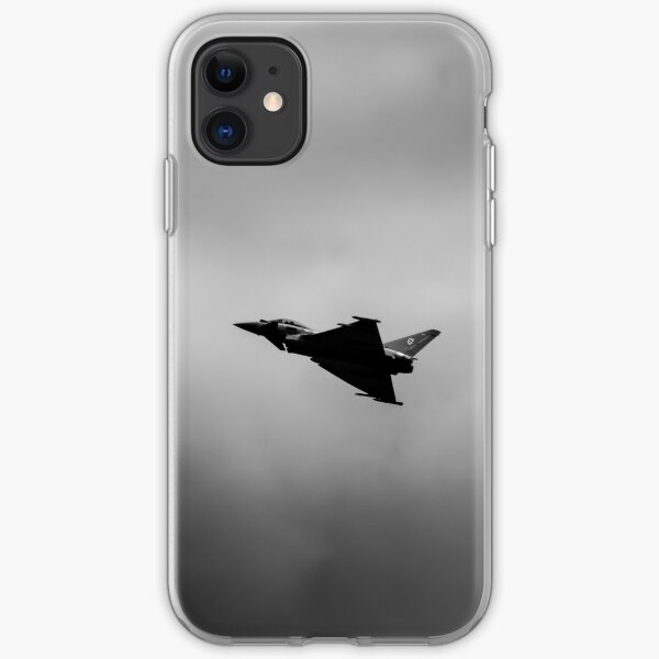 The Eurofighter Typhoon iPhone Soft Case