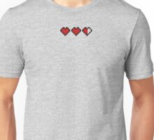 Minecraft Hearts! Unisex T-Shirt