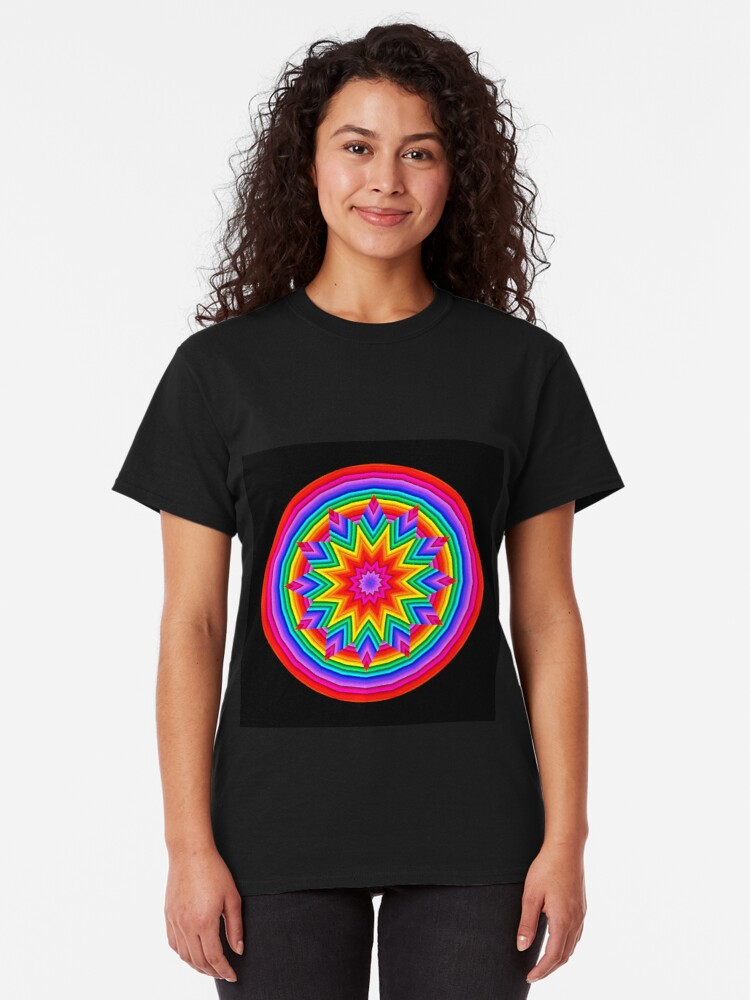 Alternate view of Eye Candy II Classic T-Shirt