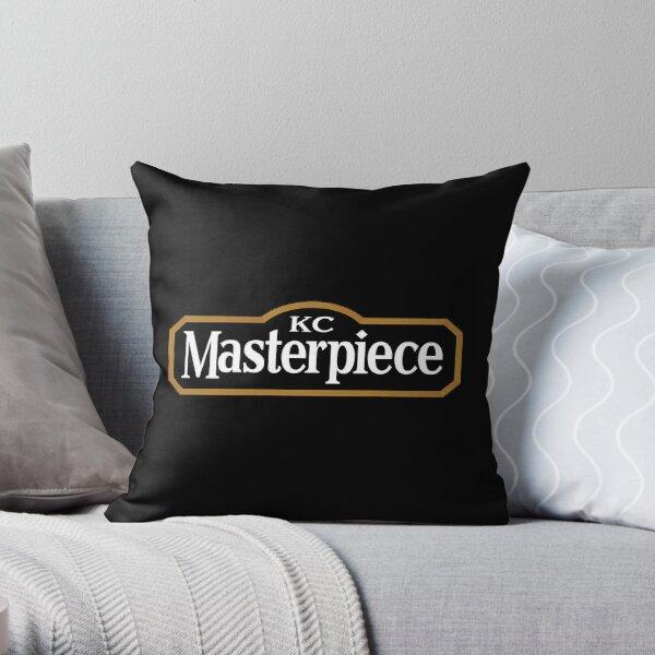 KC  Masterpiece Throw Pillow