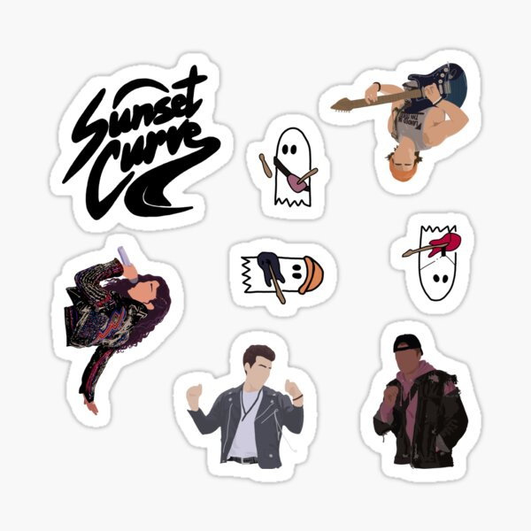 Julie and the Phantoms ultimate sticker pack Sticker