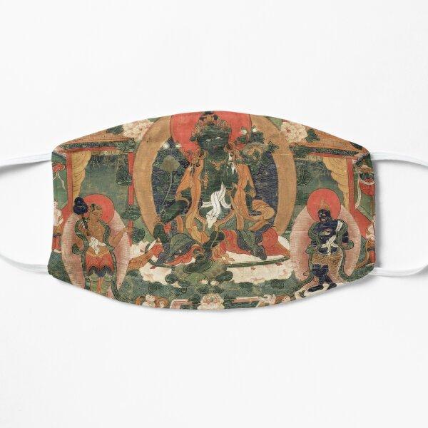 Khadiravani Tara with Marici and Ekajati | Buddhist iconography, Buddhist Flat Mask