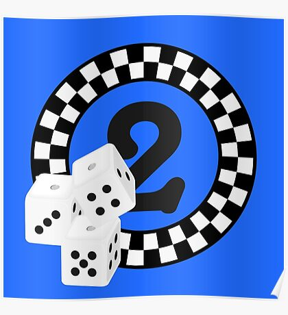 Bunco Dices - Table No Two VRS2 Poster