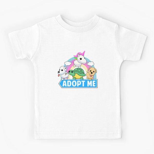 Adopción de animal lindo Camiseta para niños