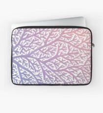 Fan Coral – Rose Quartz & Serenity Laptop Sleeve