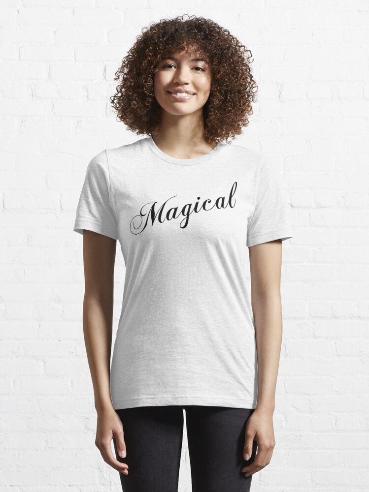 Alternate view of Magical Essential T-Shirt