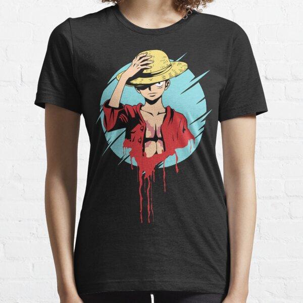 Anime une pièce T-shirt essentiel