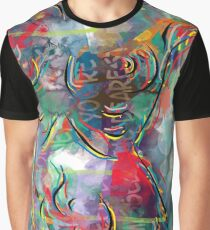 in the colors  Graphic T-Shirt