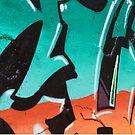 Bold graffiti design by sledgehammer