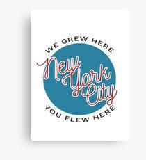 BRANDY MELVILLE NYC Canvas Print