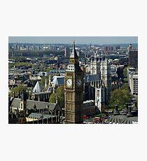Big Ben - Great Bell - London Photographic Print