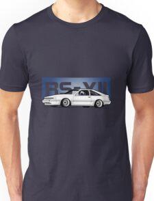 RS-XII Blue Hatch Unisex T-Shirt