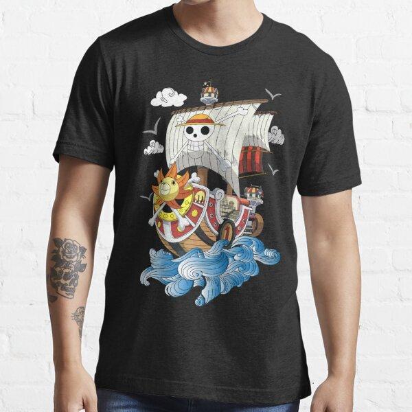 Anime One-Piece Essential T-Shirt