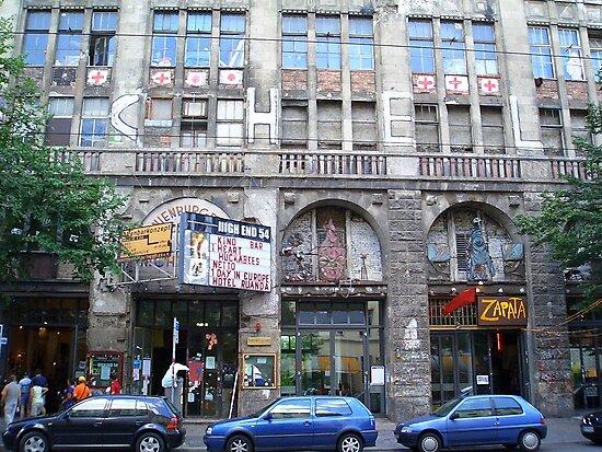 Berlin-Mitte by fuxart