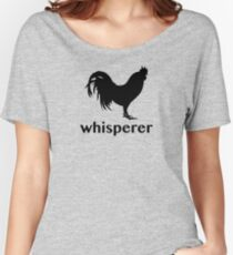 Rooster Whisperer Women's Relaxed Fit T-Shirt