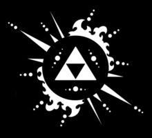Legend Of Zelda Triforce Sticker