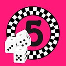 Bunco Dices - Table No Five VRS2 by vivendulies