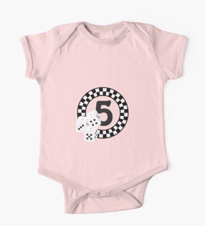 Bunco Dices - Table No Five VRS2 Kids Clothes
