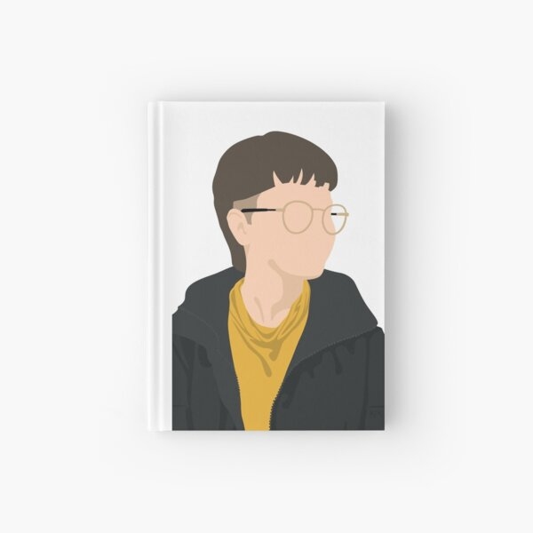 The Mullet Hardcover Journal