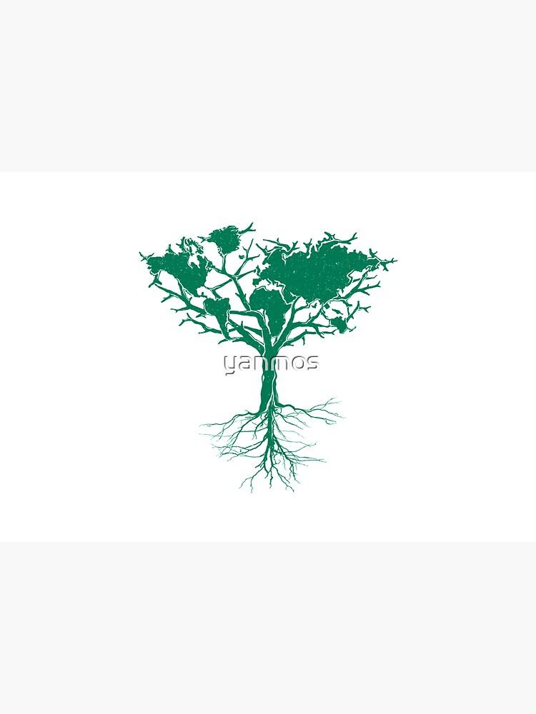 Earth Tree  by yanmos