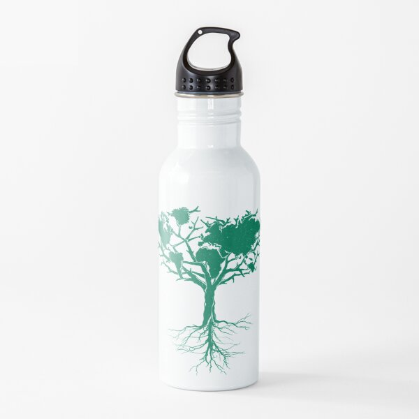 Earth Tree  Water Bottle