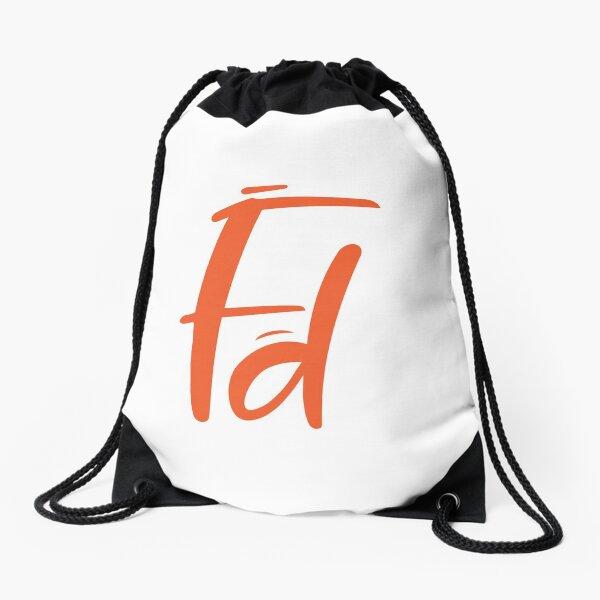 Fashion Designers Drawstring Bag