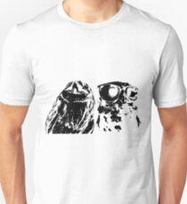 Wise Guys Black T-Shirt