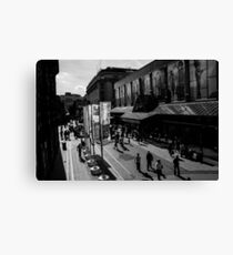Liverpool Urban St Johns Mall I Canvas Print