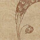 The Peacock Roses by Maartje de Nie