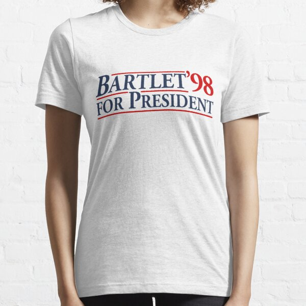 Bartlet for President Essential T-Shirt