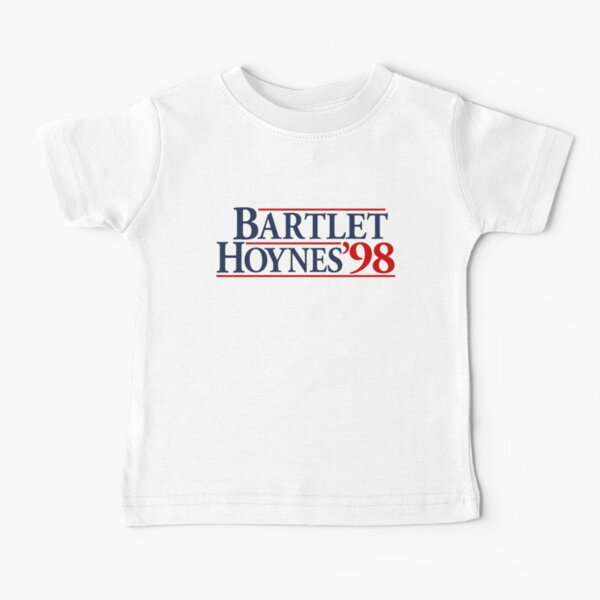 Bartlet for America Baby T-Shirt