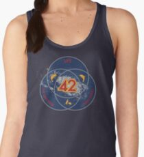 The Answer to Life, the Universe & Everything (Ultimate Venn Version) Women's Tank Top