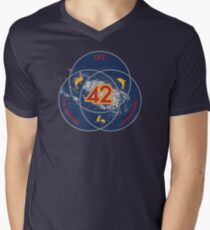 The Answer to Life, the Universe & Everything (Ultimate Venn Version) T-Shirt