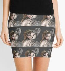 An Alice disguise Mini Skirt