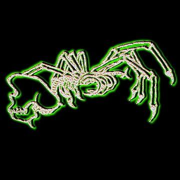 Grotesque Bones II by ErnstderLage