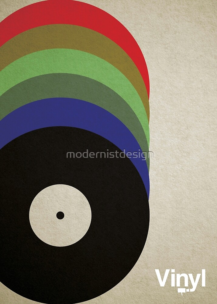 Music Rainbow by modernistdesign