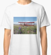 Biplanes & Lupins Classic T-Shirt