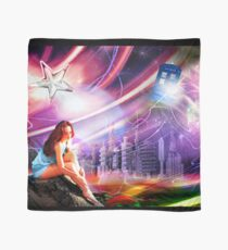 Wishing on a star... for someone from afar Scarf