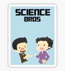 Tony & Bruce Sticker