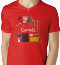 Carmilla Items Men's V-Neck T-Shirt