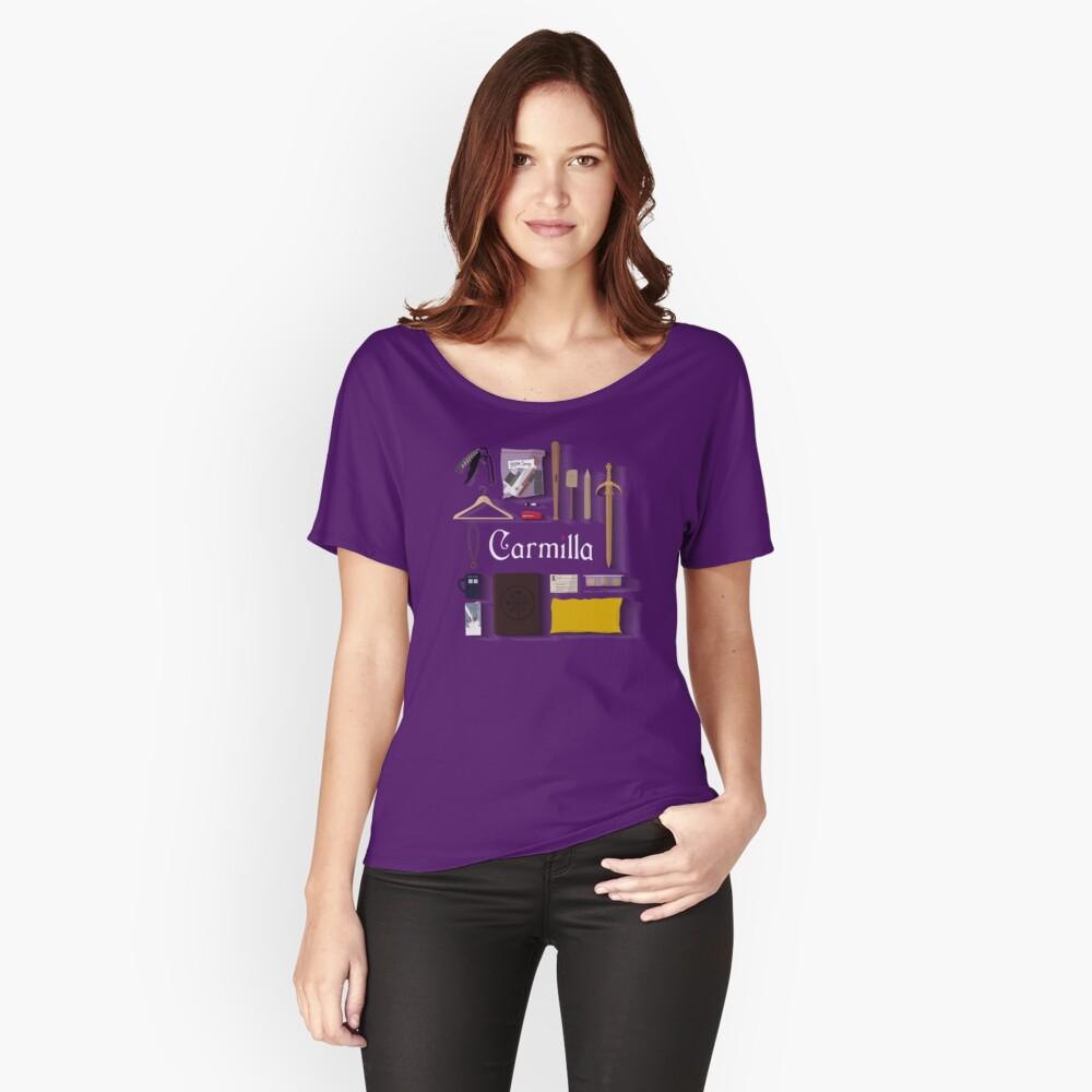 Artículos de Carmilla Camiseta ancha