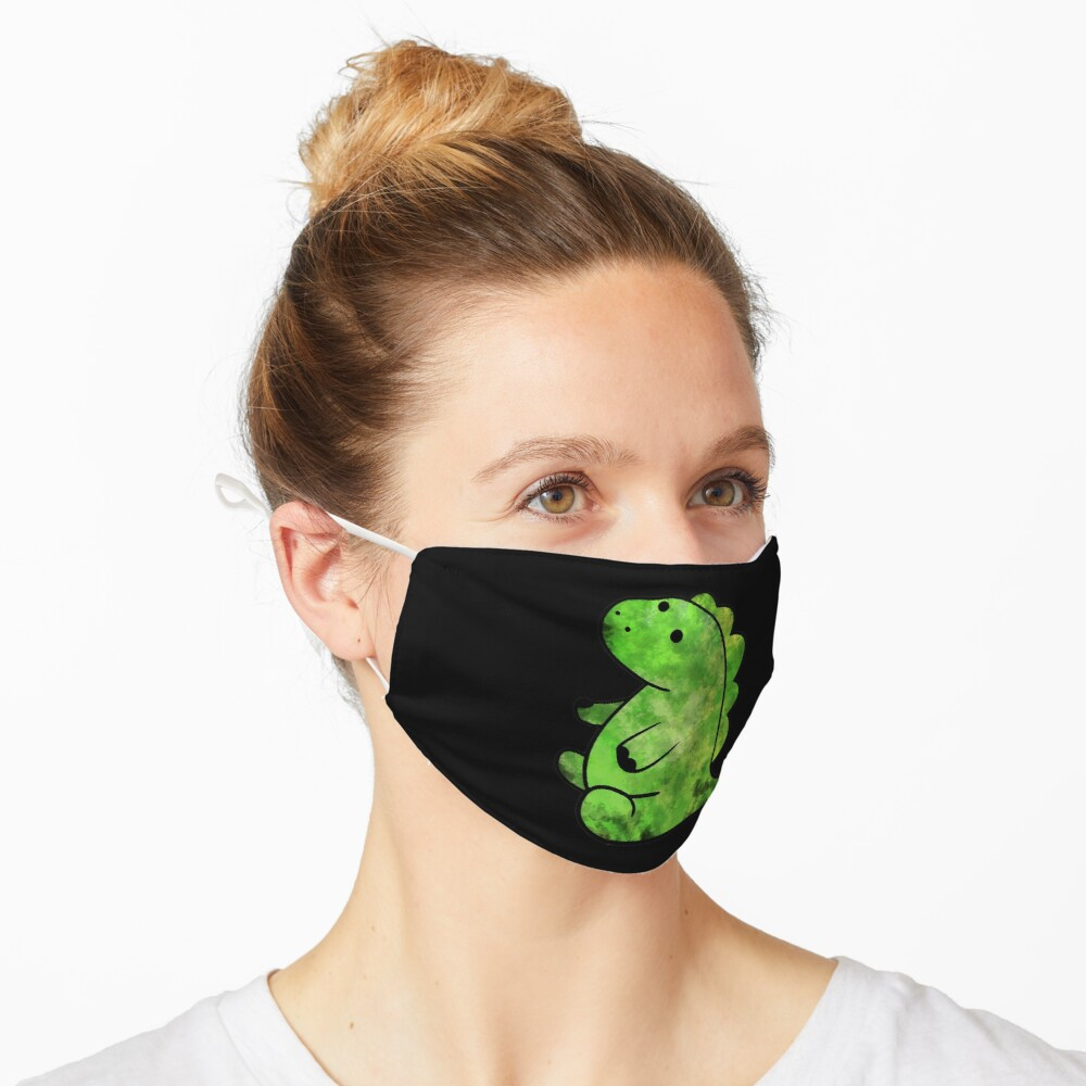 Cute dinosaur Mask