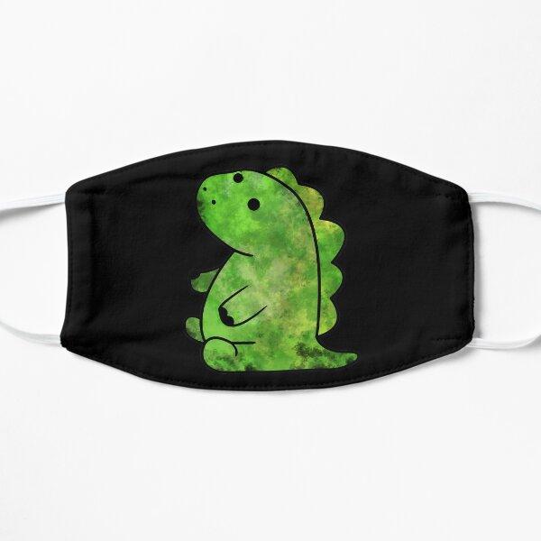 Cute dinosaur Flat Mask
