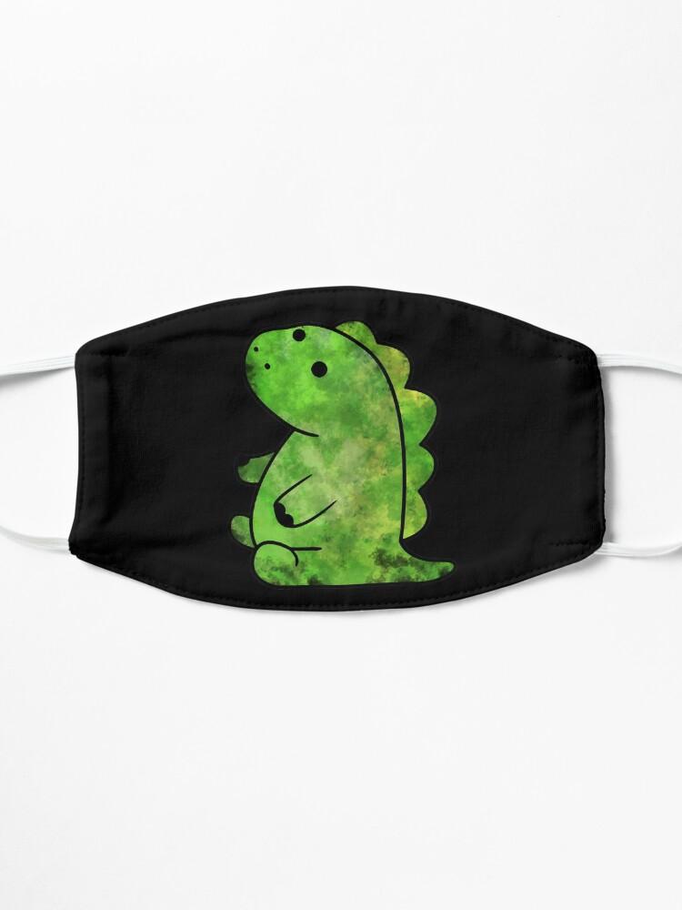 Alternate view of Cute dinosaur Mask