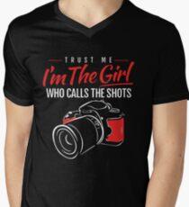 Photographer Girl T-Shirt
