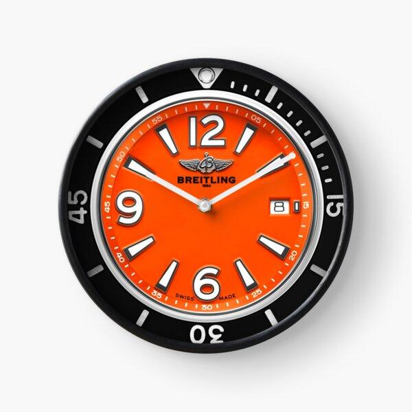 SUPEROCEAN Automatic 36 - Orange Dial Clock